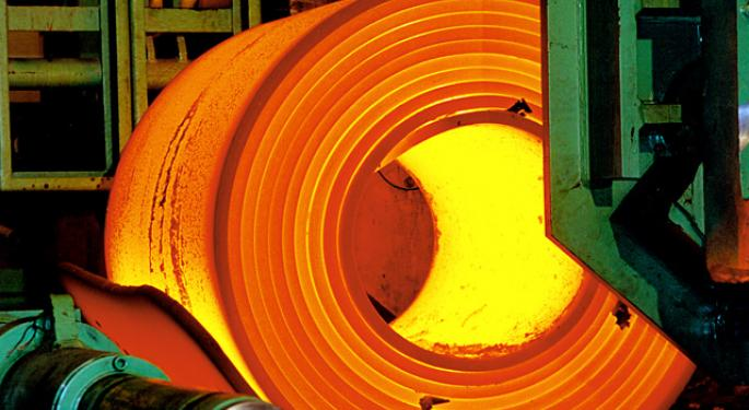 ArcelorMittal's European Exposure: 'It Represents More Than 30% Of Their EBITDA'