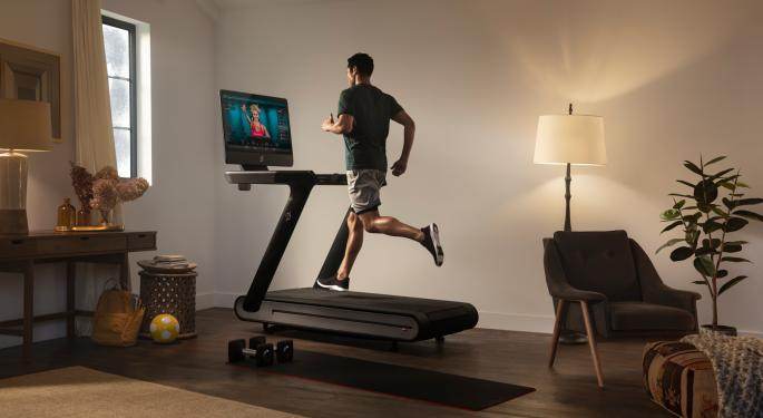 Peloton's Upcoming Products Trigger Higher BofA Price Target