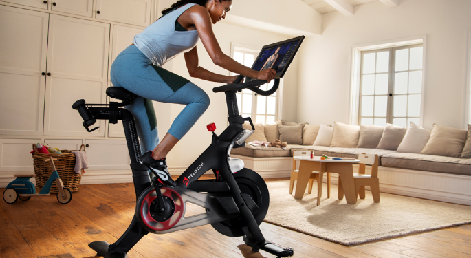 Peloton Files For IPO