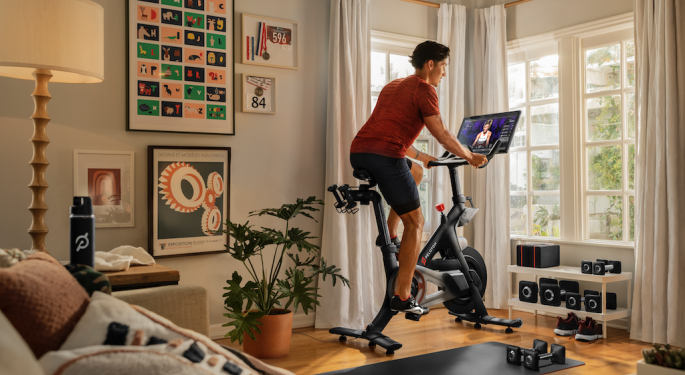 Peloton Stock Gets Downgrade In Spite Of Strong Performance: Here's Why
