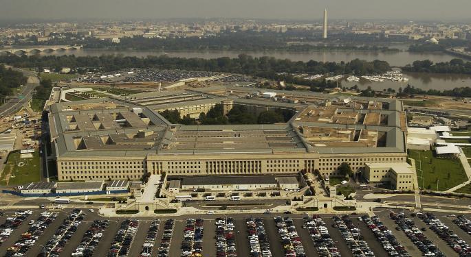 As Pentagon Cloud Computing Bid Deadline Nears, Google Drops Out, IBM Protests