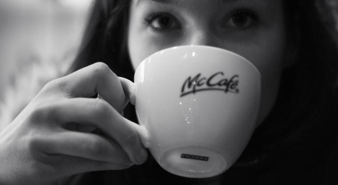 Industry Checks Suggest McDonald's  Momentum Will Continue