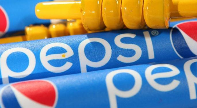 Credit Suisse Downgrades PepsiCo To Neutral Amid 'Increased Caution' For Entire Sector