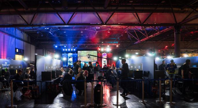 Goldman Sachs: China's Huya Well-Positioned In E-Sports, But Fully Valued