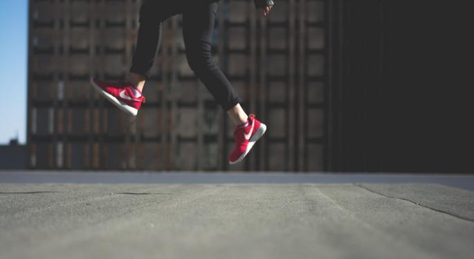 Nike Reports Q2 Earnings Beat, Digital Sales Up 84%