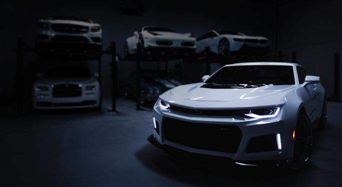 Supply Shortages Are Forcing Automakers To Halt U.S. Production