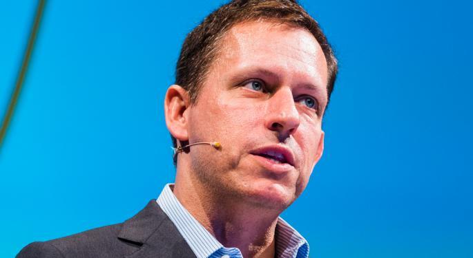 Thiel: Apple, Google y Bitcoin van contra los intereses de EEUU