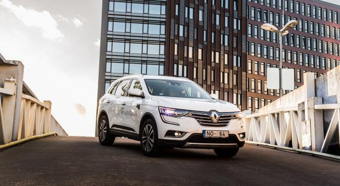 Renault Managed To Beat Tesla In European Sales