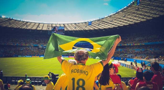 Big Bets On A Brazilian Bounce