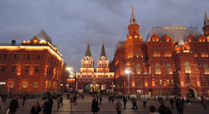 Activity Increases In Leveraged Russia ETF Ahead Of Upgrade