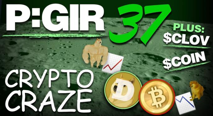 'Pennies: Going In Raw' Podcast Recap: Clover Short Squeeze and The Dogecoin Crypto Craze