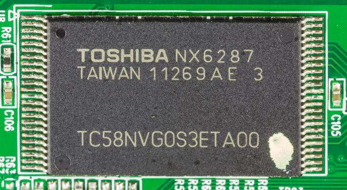 Toshiba Spurns Western Digital, Signs Deal To Sell Memory Chip Unit To Group Led By Bain Capital