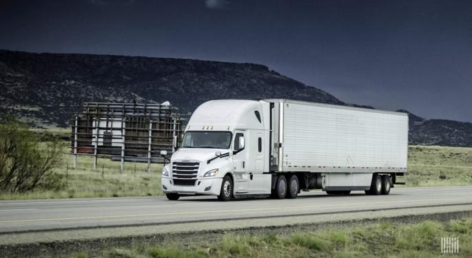 Uber Freight Offers Drivers Food Credit, Cuts Costs For Relief Shipments
