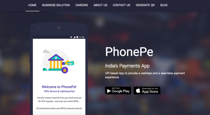 Walmart Analyst: Fintech Platform PhonePe Could Be Worth Almost As Much As Flipkart