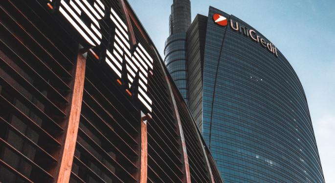 UniCredit Shares Tank As CEO Is Considered For Chief Position At HSBC
