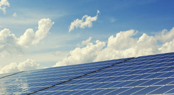 Axiom's Gordon Johnson, Noted Solar Bear, Upgrades First Solar To Buy
