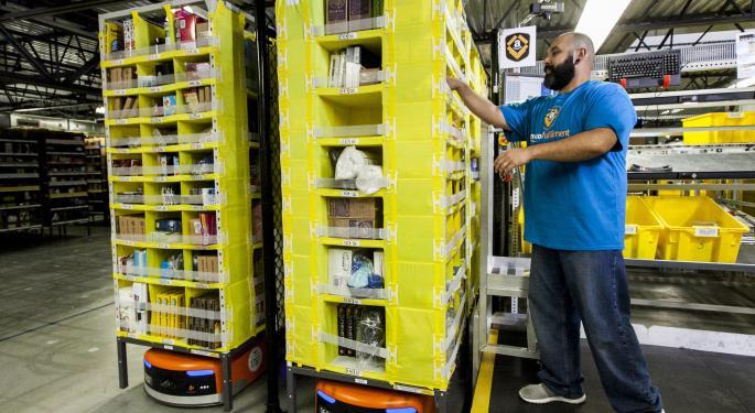 Goldman Sachs Lifts Amazon Price Target Ahead Of Q1 Report