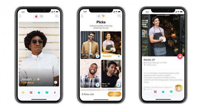 Tinder Lights A Fire Under Match Group, Now Accounts For Half Of Paid Subscribers
