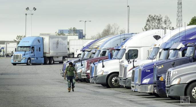 Employment Report: Strong But Not Record-breaking Increase In Trucking Jobs