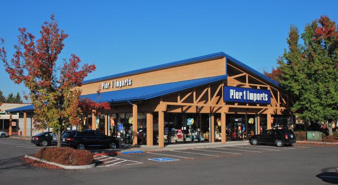 Analyst: Pier 1 Imports Weakness Appears 'More Structural In Nature'