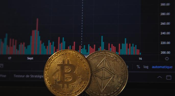Amp y Chiliz suben frente a Bitcoin, Ethereum y Dogecoin