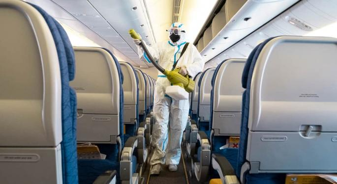 Pilots Union Demands FAA Get Tough With Airlines On COVID-19 Precautions
