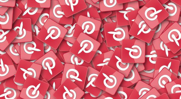 Wells Fargo Sees 30% Upside In Pinterest Shares, Says 'Fundamentals Remain On Solid Footing'