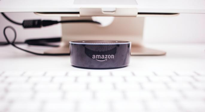 Locked Down, Demand Up: Amazon Shines As Virus Economy Plays To Its Strengths