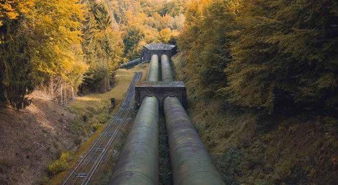 Russia and China Open $55B Natural Gas Pipeline