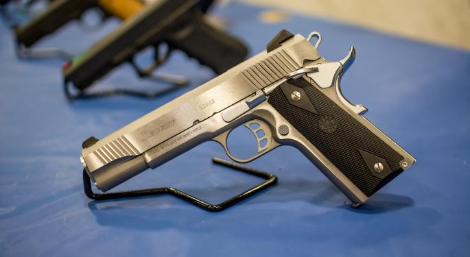 DA Davidson: Underlying Firearms Demand Remains At Near-Record Levels