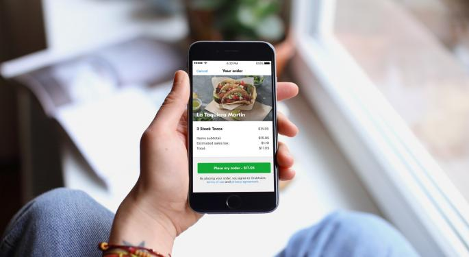 GrubHub Ditches Uber For Europe's Just Eat: What The Street Thinks