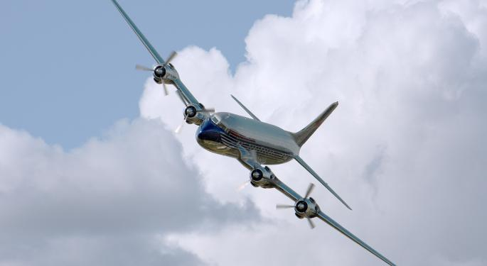 Spirit Airlines Initiated Bullish At Imperial Capital