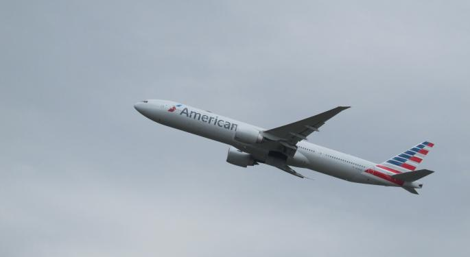 American Airlines Trims International Capacity 75% Until May 6