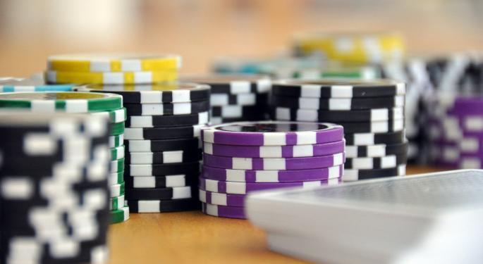 Casino Stocks In Focus As Vegas Strip Gaming Win Down Nearly 12%