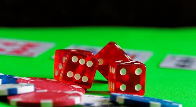 How Trading In Ford, GE And Other Volatile Stocks Could Be Linked To Casino Closures