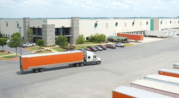 Equivalent Of 2.5% Of World GDP Moves Through Prologis Facilities — Report