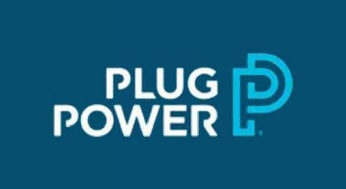 Why Plug Power Shares Jumped 10.6% Today