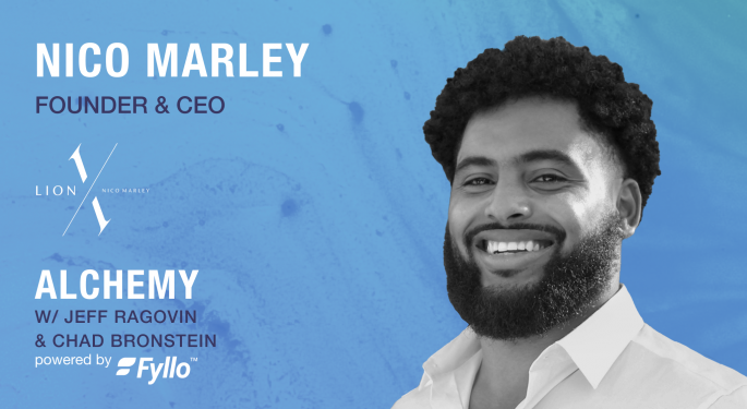 Alchemy Podcast: Nico Marley On Bob Marley's Legacy In The Cannabis Wellness Space