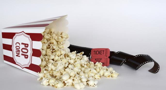 Why AMC Entertainment's Stock Is Trading Higher Today