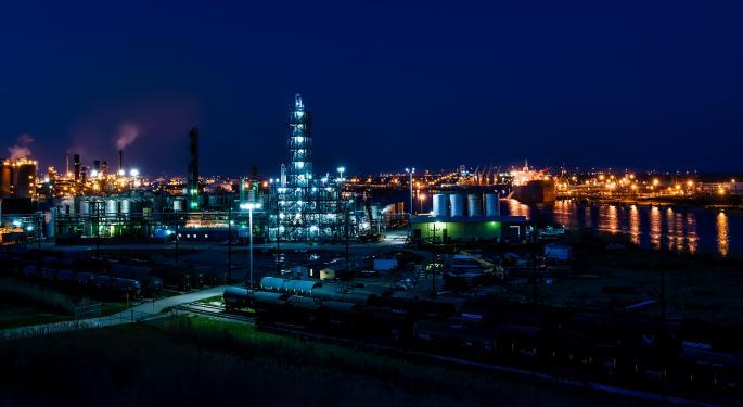 Morgan Stanley Upgrades Diamondback Energy, Valero Energy, Sees 'Sustained Rally' For Oil Stocks