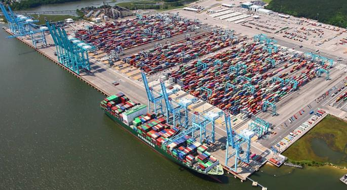 Port Of Virginia Rapidly Moving COVID-19 Test Kits