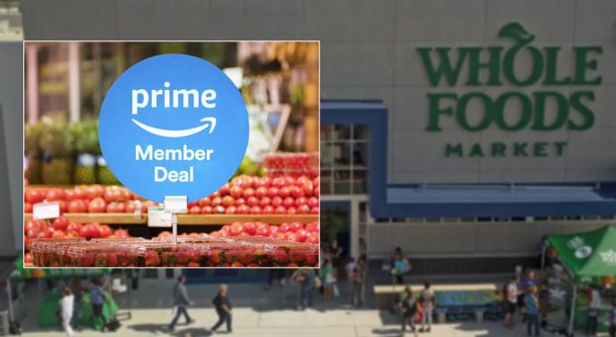 Has Amazon Spoiled Whole Foods?