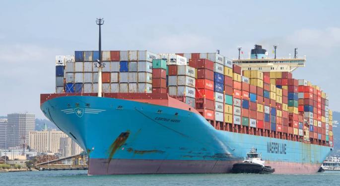 COVID-19 Confirmed On Gjertrud Maersk