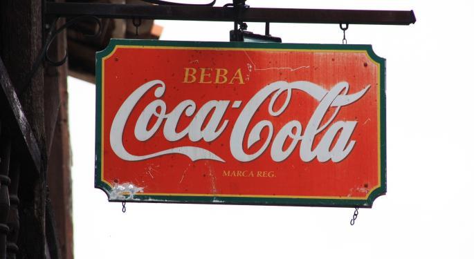 Following 3-Way Merger, Goldman Initiates Coca-Cola European Partners At Buy