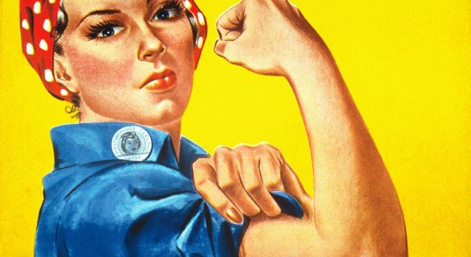 Bet On Gender Equality With This New ETF