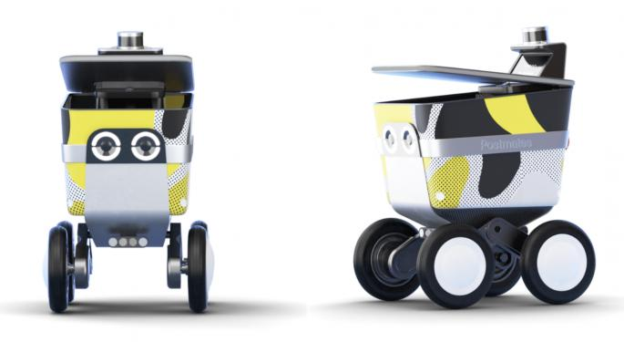 Uber Spinning Off Robotic Delivery Division
