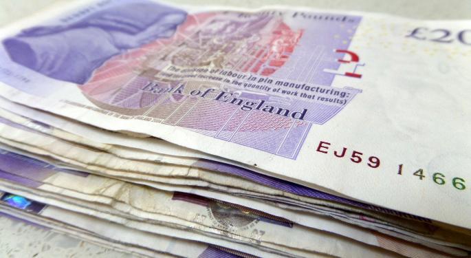 British Pound Falls As U.K.'s Ambassador To The EU Unexpectedly Resigned
