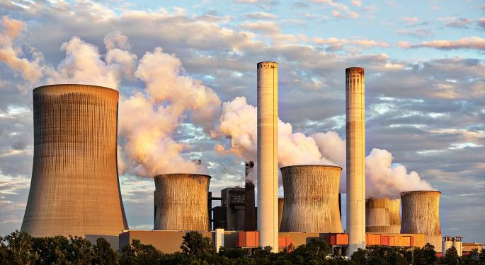 Britain Goes Full Week Without Coal Power