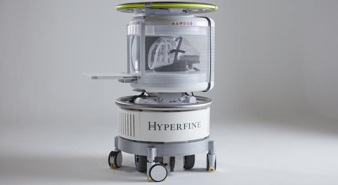 Portable MRI Device Maker Hyperfine Going Public Via SPAC: What Investors Should Know