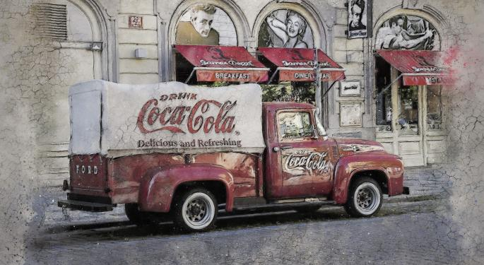 This Day In Market History: The First Coca-Cola Is Sold